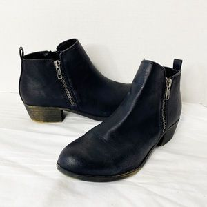 Dunes Dolly Ankle Boots Sz 7 1/2